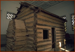 Cabin (courtesy of National Park Service)