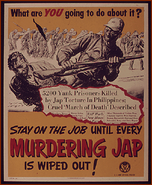 Anti-Japanese Propaganda — courtesy of Wikipedia