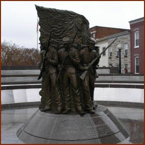 African-American Civil War Memorial — © 2008 America InContext