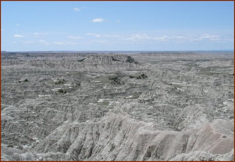 Badlands — © 2008 America In Context