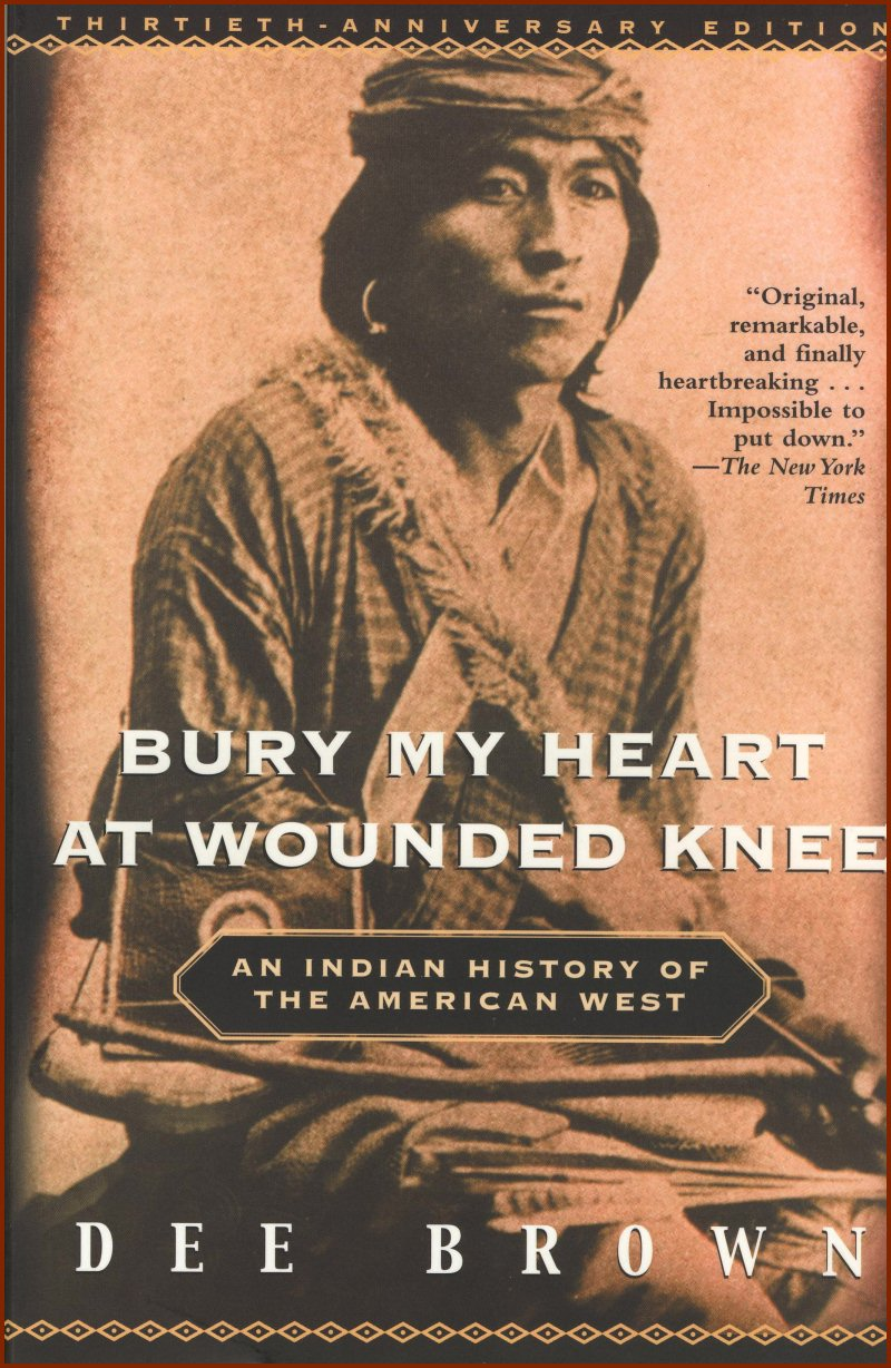 burry my heart at wounded knee Bury my heart at wounded knee august schellenberg, foreground, stars as sitting bull in the hbo movie based on dee brown's book, which has its premiere sunday night.