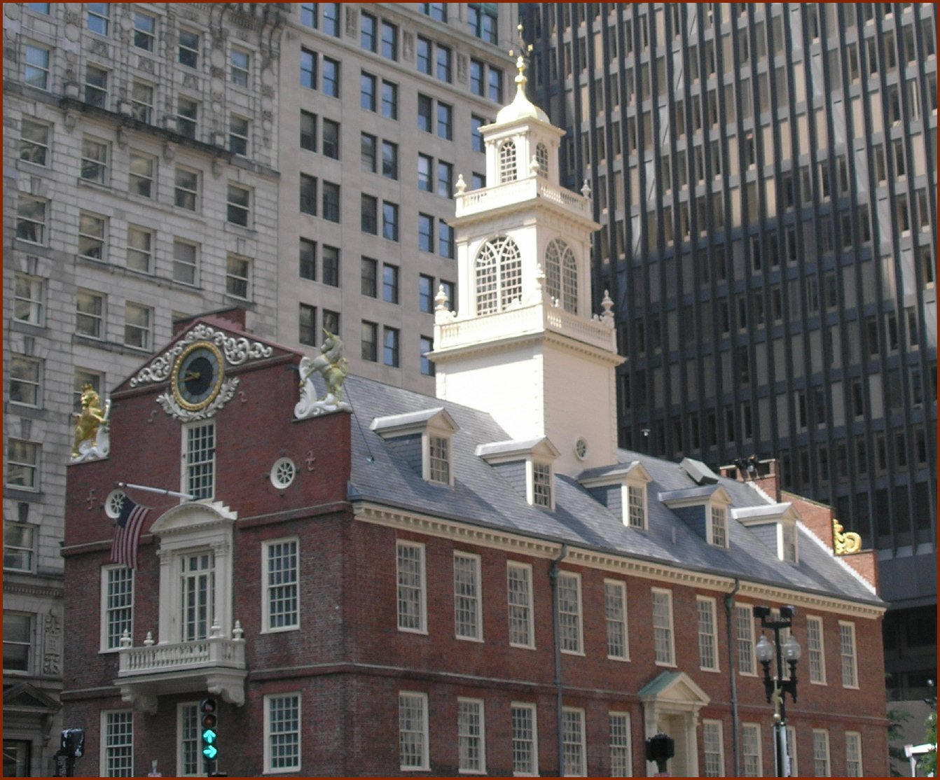 Old State House — © 2008 America In Context