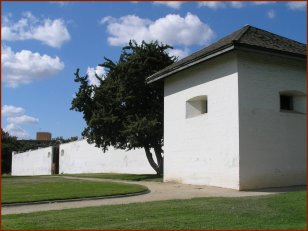 Sutter's Fort — © 2008 America In Context
