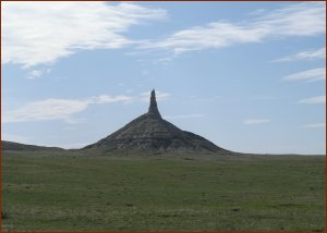 Chimney Rock © 2008 America In Context