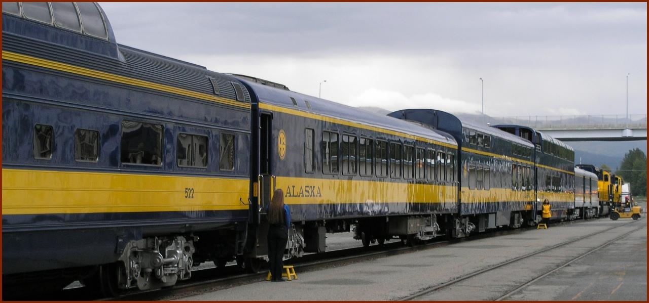 Alaska Railroad © 2009 America In Context