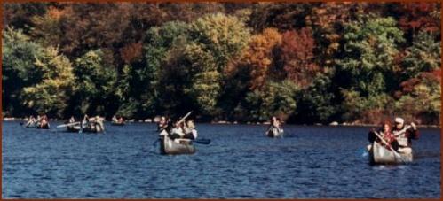 Courtesy of Chamberlain Canoes