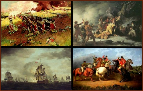 Revolutionary War Collage