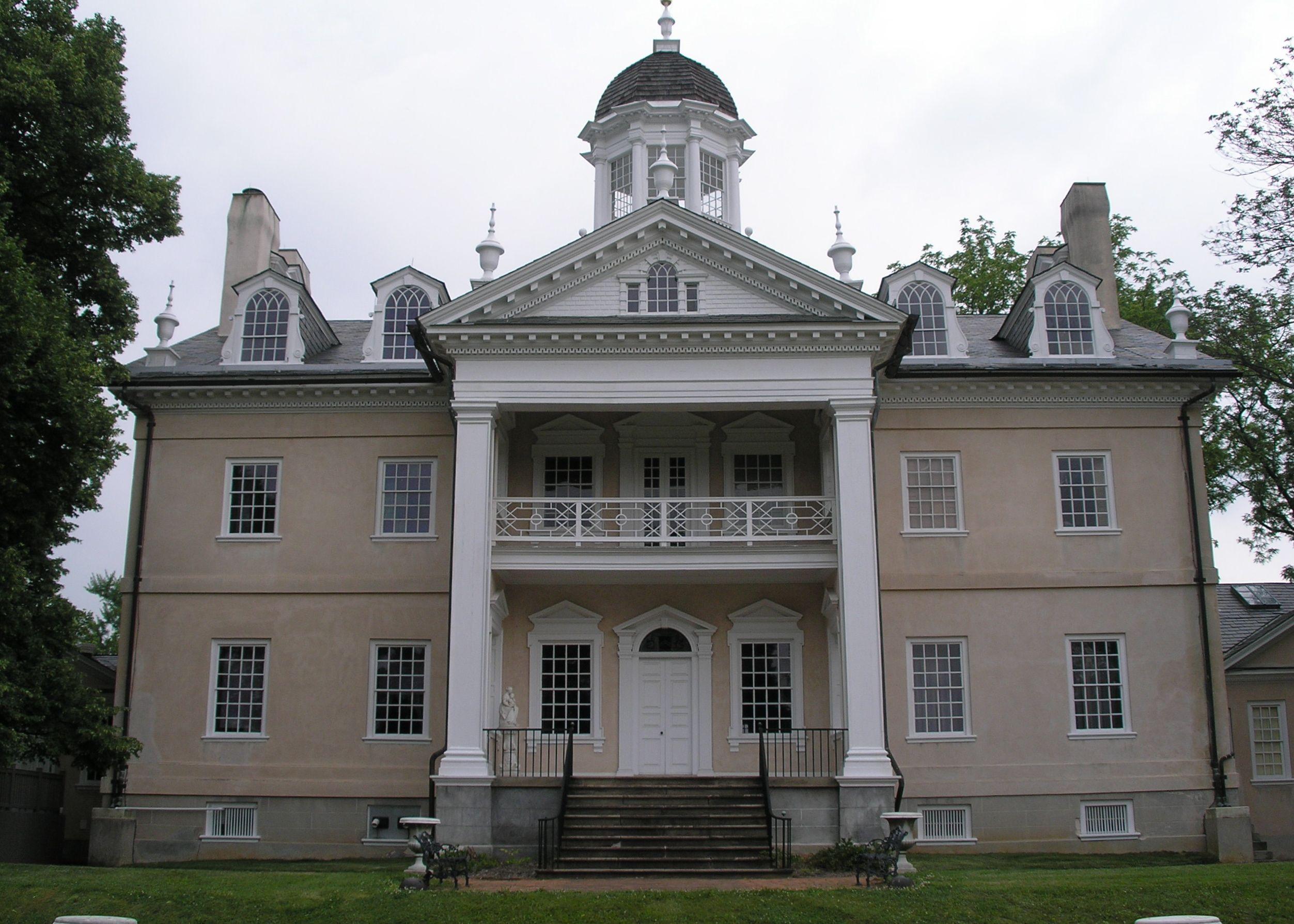 Hampton national historic site - In