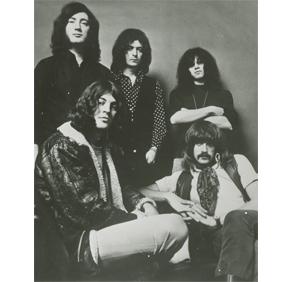 2016 Rock Hall Nominee Deep Purple Nominee Bio Page